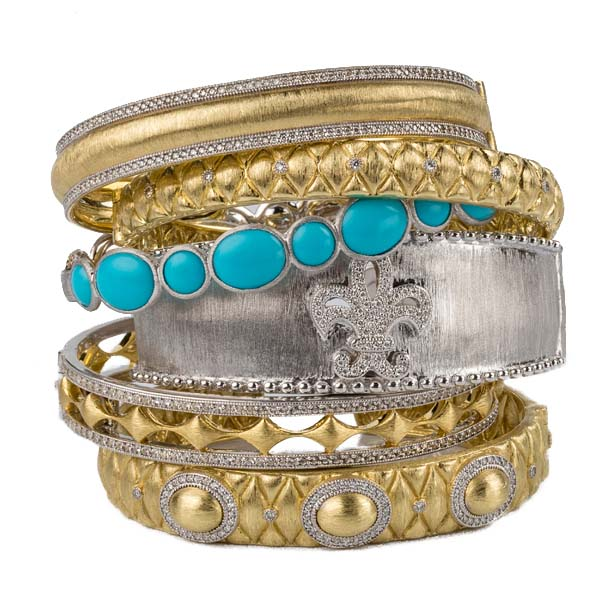 Jude Frances combines classic elegance with on trend shapes and styles, Jude Frances Jewelry offers rings, earrings, charms  and more for women of all ages.