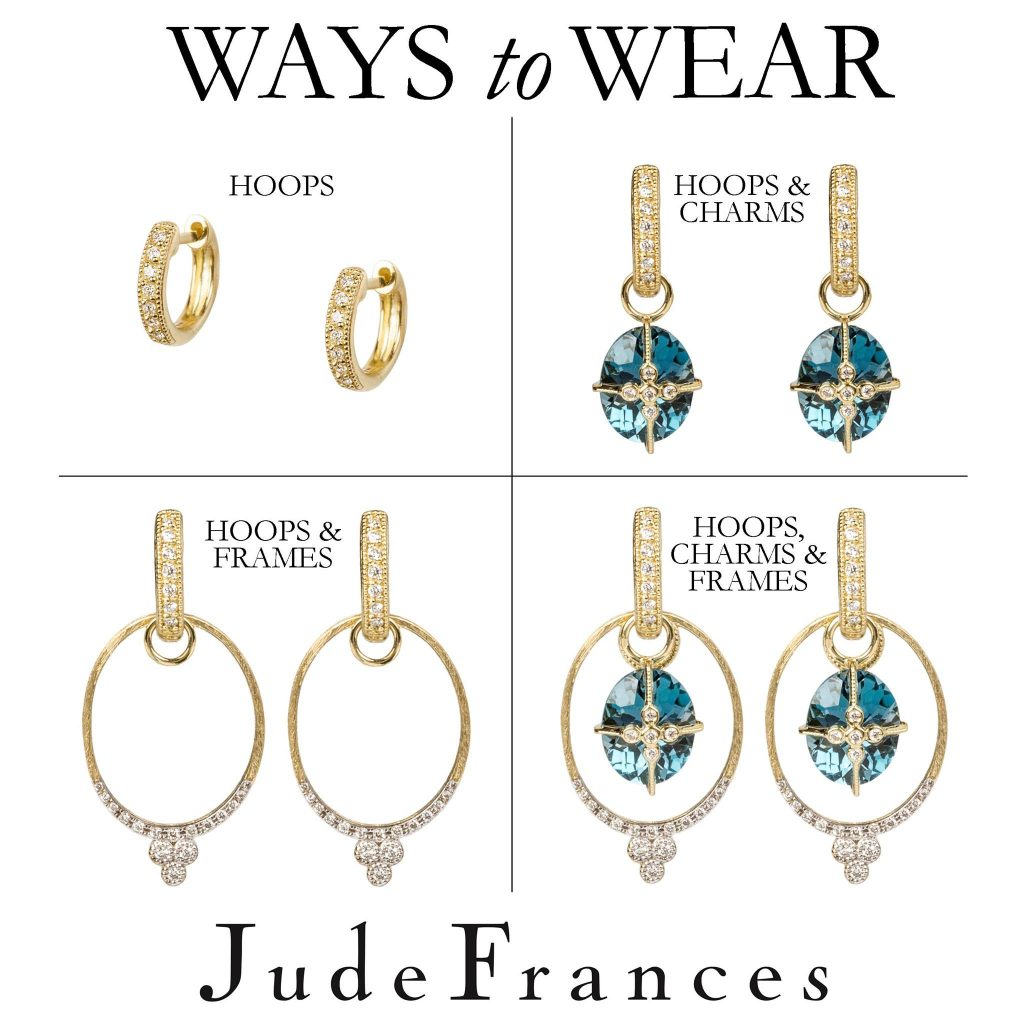More ways that you can wear jude frances