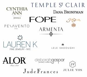 A selection of the best fine jewelry designers that create our breathtaking rings, necklaces, bridal jewelry and more.
