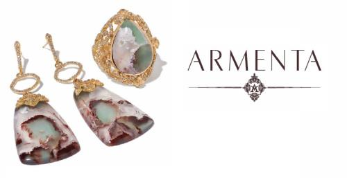 Hand picked fine jewelry from designer Armenta
