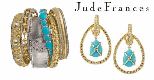 Hand picked fine jewelry from designer Jude Frances.