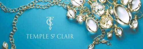 Hand picked fine jewelry from designer Temple St. Clair